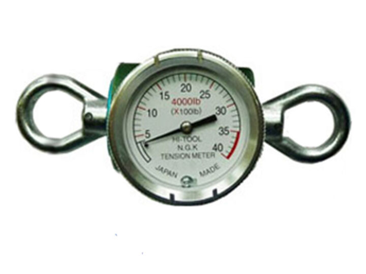 """Dynamometer with 3"""" Dial"""