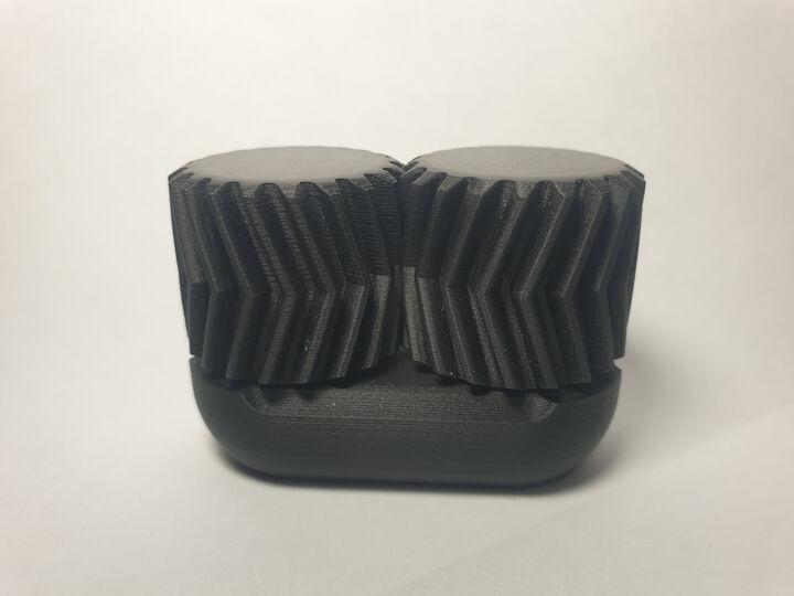 Antikythera Gear Mechanism Desk Fidget Toy