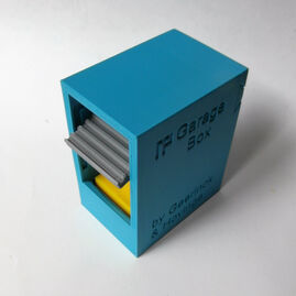 Garage Box ✱✱✱✱