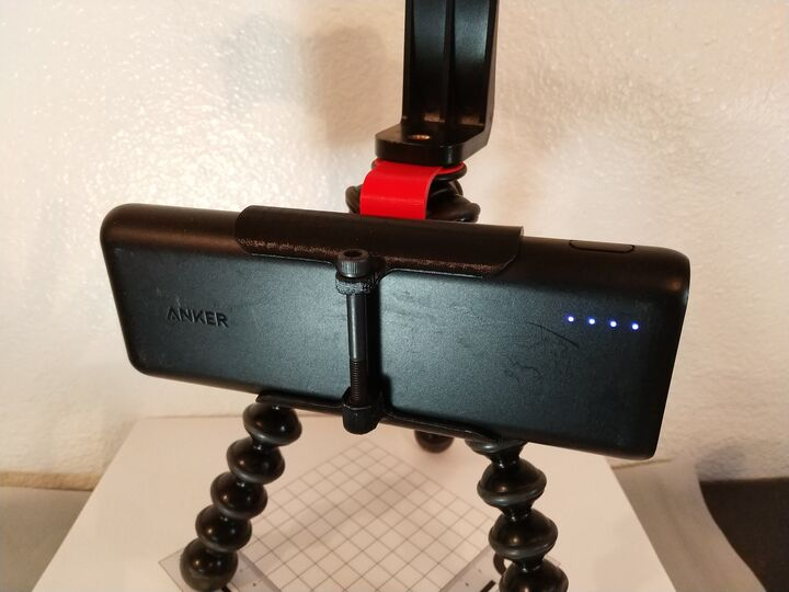 Power Bank Tripod Adapter