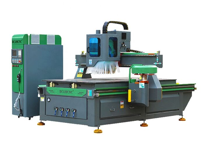 BCAM 1325D CNC wood router manufacturer of wood carving machine