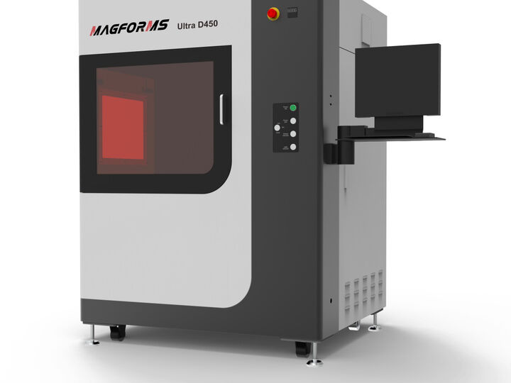 Professional Industrial Grade SLA 3D Printer   355nm   UV Curing