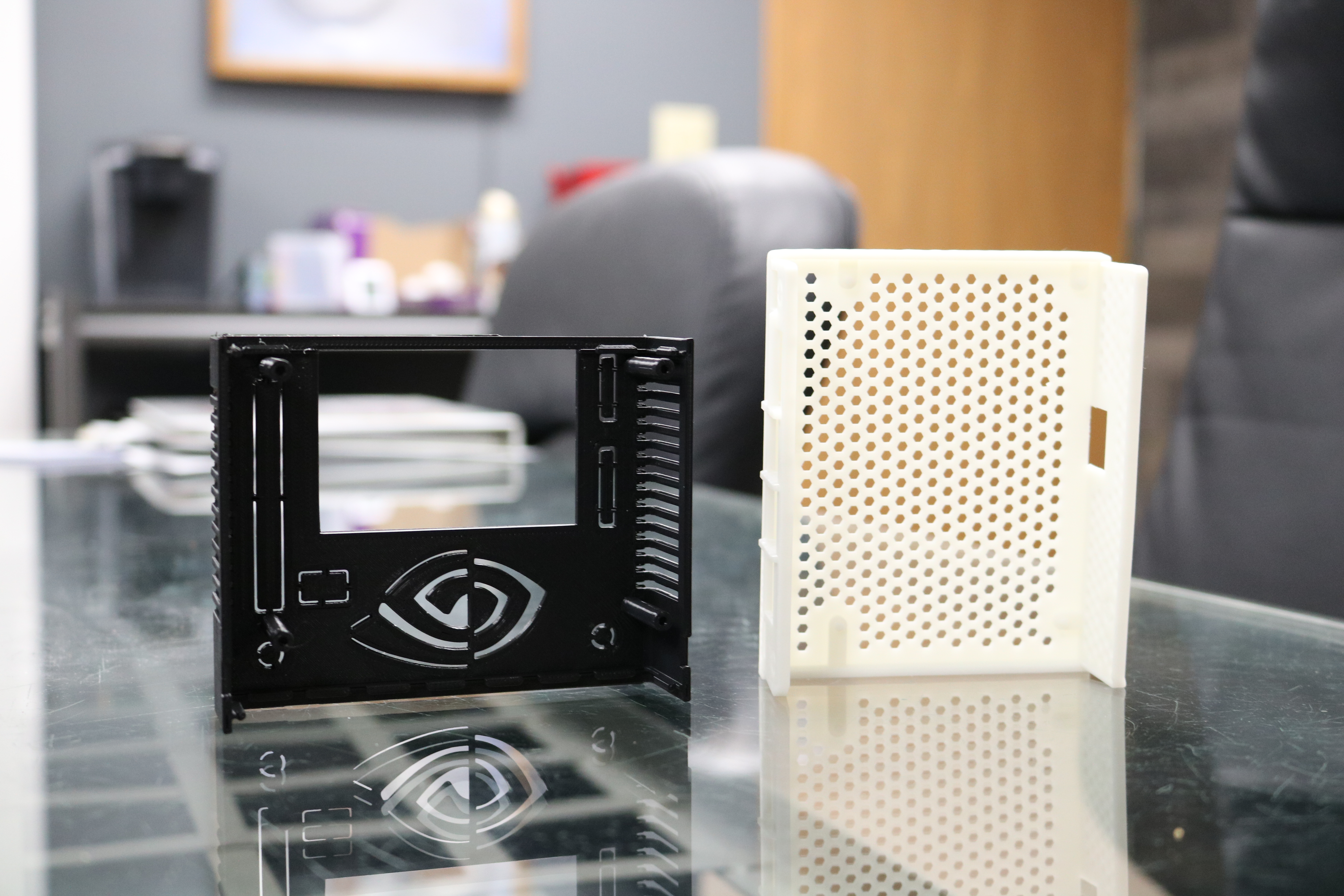 3D Printed Cases for Nvidia Jetson Nano