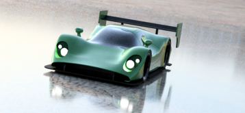 Sport Prototype Car