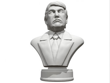 Donald Trump presidental edition