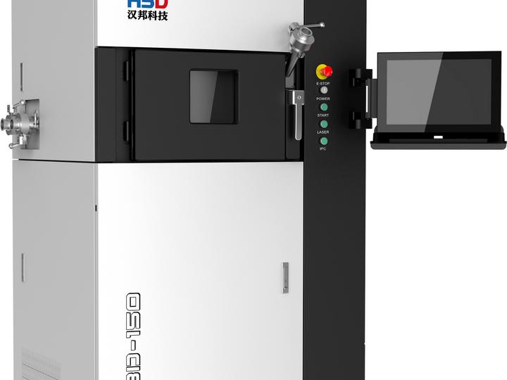 HBD-150 Metal 3D Printer with CE marking