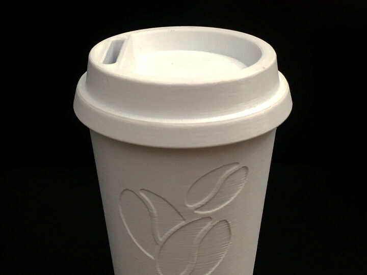 Coffee Cup Bank