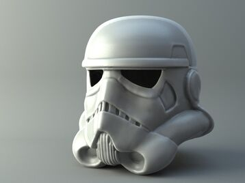 Star Wars film Stormtrooper