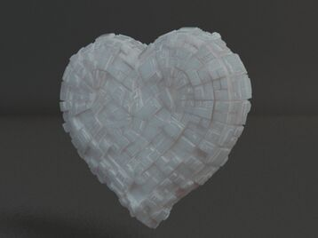 Greeble Heart