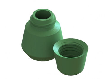Conical Threaded Container