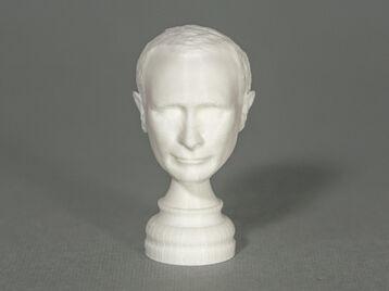 Vladimir Putin Board Game Piece