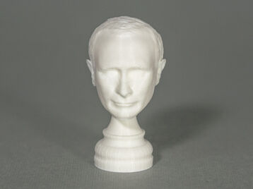 Vladimir Putin Board Game Piece
