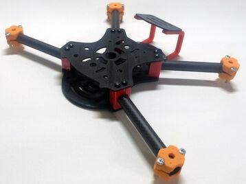 """Quadcopter """"Pirat Mini"""""""