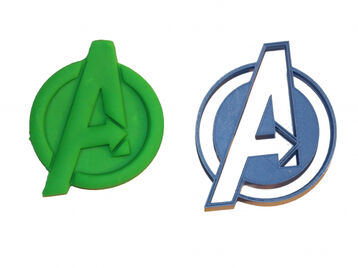 Avengers Cookie Cutter