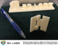 3D Labs, LLC 3D printing photo