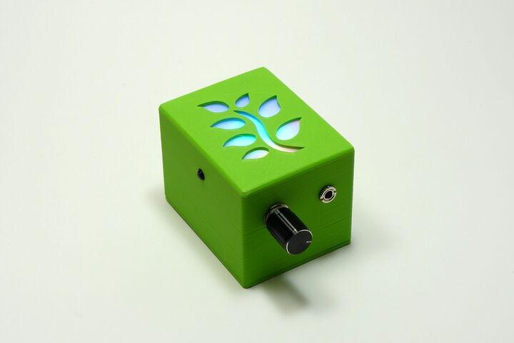 MIDI Biodata Sonification Device