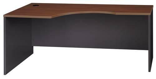 "Series C Modular Office Furniture, Left Corner Module, 71"" W x 36"" D x 30"" H"