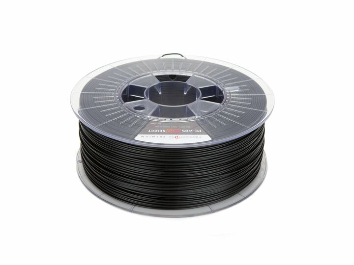 FilamentOne PC-ABS PRO SELECT Traffic Black - 1.75mm (1KG)