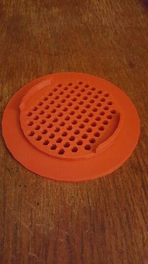 Kitchen drain plug Disposal stl