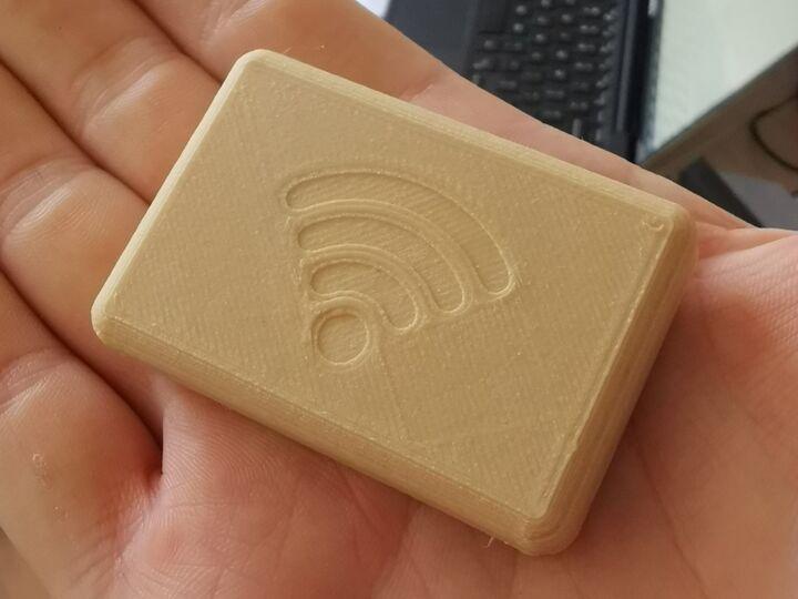Wifi NFC Tag