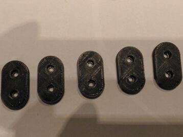 Protegecable gardeboue et antivibration 8mm