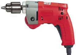 MILWAUKEE 0232-20 12 Volt 3/8 In. Driver/Drill 0-360/1100 RPM, T-Handle With One Battery