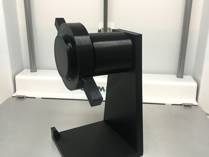 FIlament spool holder (for Polybox)