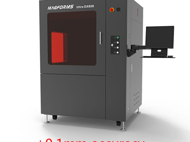 New launch open source large build size SLA 3D printer from magforms