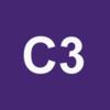 Chris' 3d Services Logo