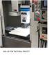 Maquinados Baca 3D printing photo