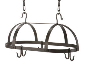 Oval Pot Rack, Small