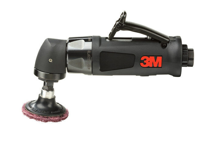 3M 28329 PNEUMATIC DISC SANDER - 2 IN OR 3 IN DIAMETER - 12,000 RPM - 6.75 IN LENGTH - 1/2 HP