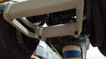 Evolve Longboard Tow Bar V2