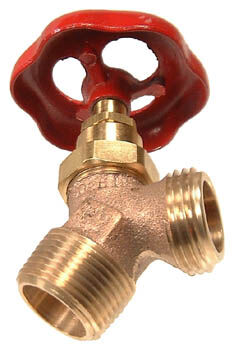 DAHL 3/4 SEDIMENT FAUCET COPPER/MALE CONNECTION