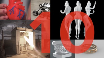 Top 10 Industries Using 3D Printing