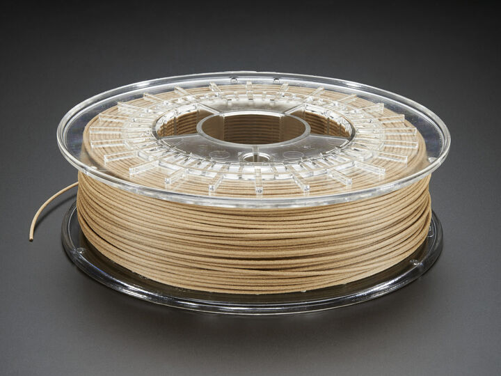 ColorFabb BambooFill - 1.75mm - 600g