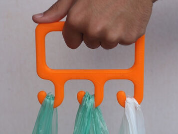 Grocery Bag Carrier (Holder)