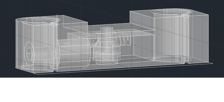 Industrial 3D design