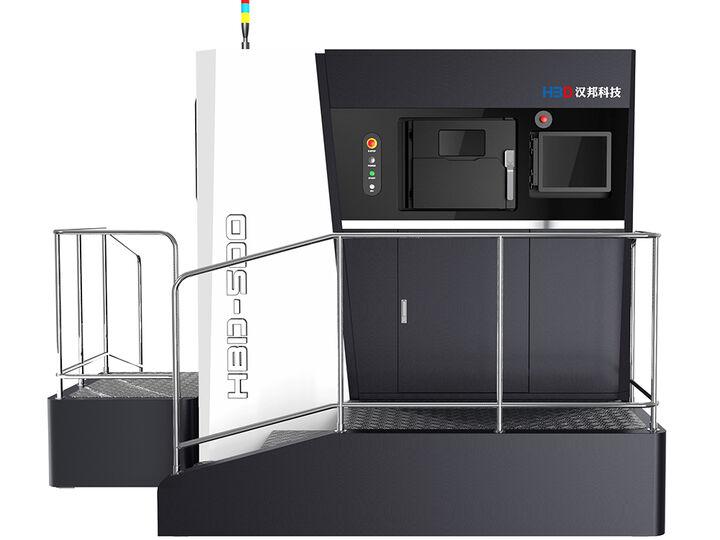 HBD-500 Metal 3D Printer with CE marking