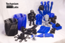 Techanism Labs3D打印图片