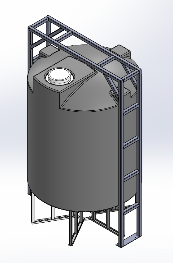 3K Gallon Tank and Mixer Stand.PNG