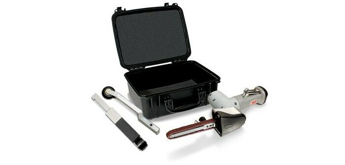 3M 28367 PNEUMATIC FILE BELT SANDER KIT -.6 HP