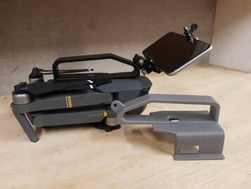 DJI Mavic Pro Steadicam Handle