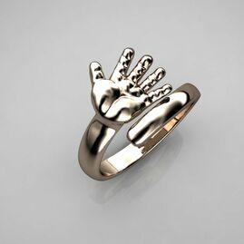 ring hand