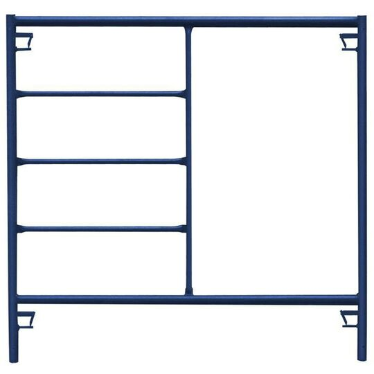 Standard Scaffold Frame Blue Powder Coating