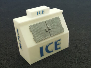 Ice machine lg