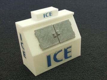 Ice machine lg