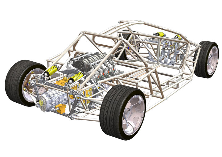 3D CAD design / engineering service