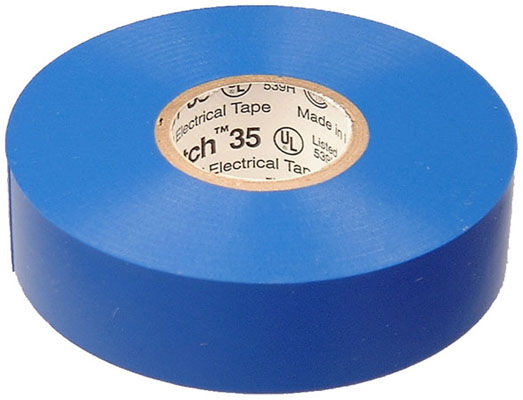 Blue Phasing Tape