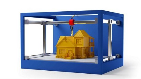 3D printed house vs. Prefabricated home